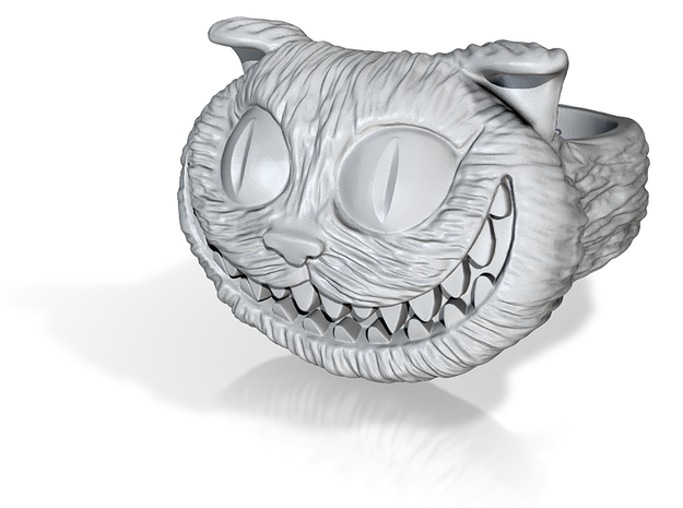 Cheshire Cat Size 9.5 3d printed