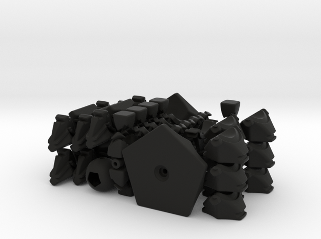 Penta Stick - Set 1 - 1x 3d printed