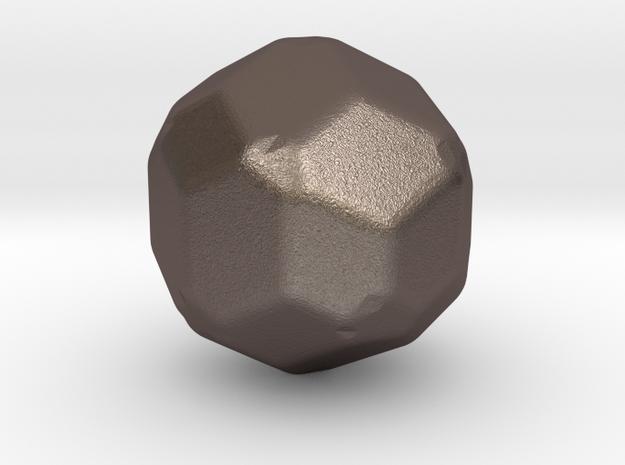 Nugget - metal 3d printed