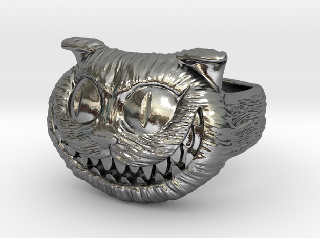 Cheshire Cat - Size 13 3d printed