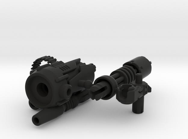 D.R.E.A.D Suppressor minigun (Right) 3d printed