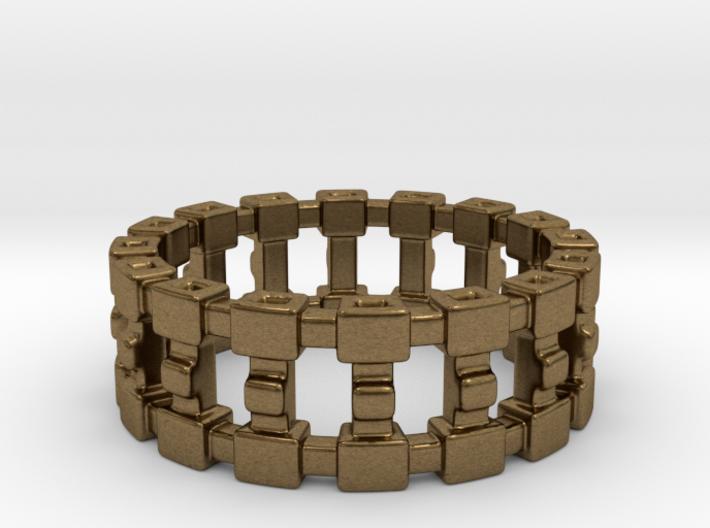 Treya Ring - US size 5.5 3d printed