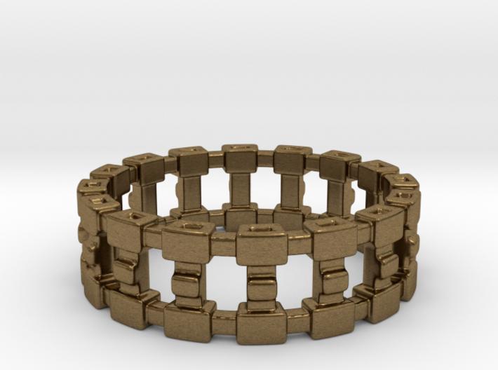 Treya Ring - US size 9 3d printed