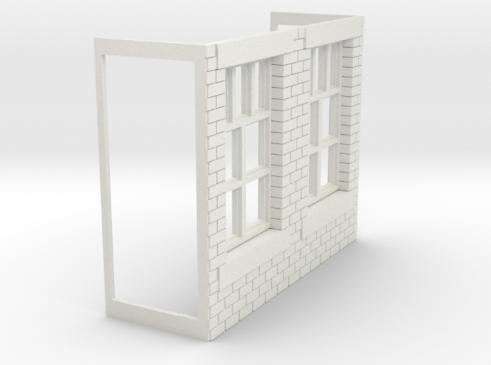 Z-87-lr-stone-warehouse-mid-plus-window-1 3d printed