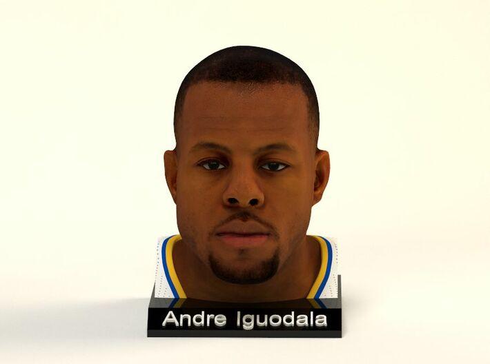 Andre Iguodala figure 3d printed