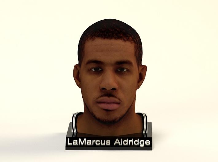 LaMarcus Aldridge figure 3d printed
