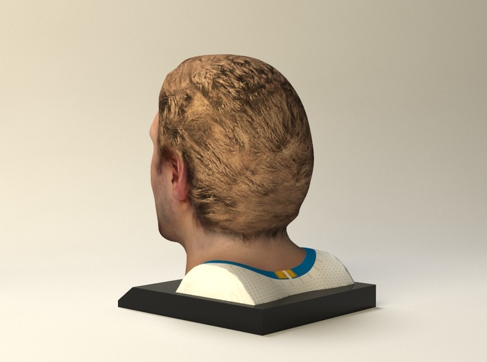 Dirk Nowitzki figure 3d printed