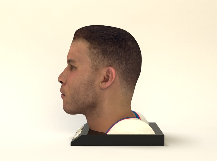 Blake Griffin figure 3d printed