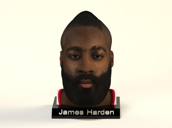 James Harden figure 3d printed