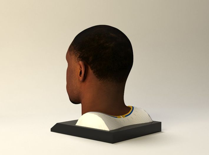 Ian Clark figure 3d printed