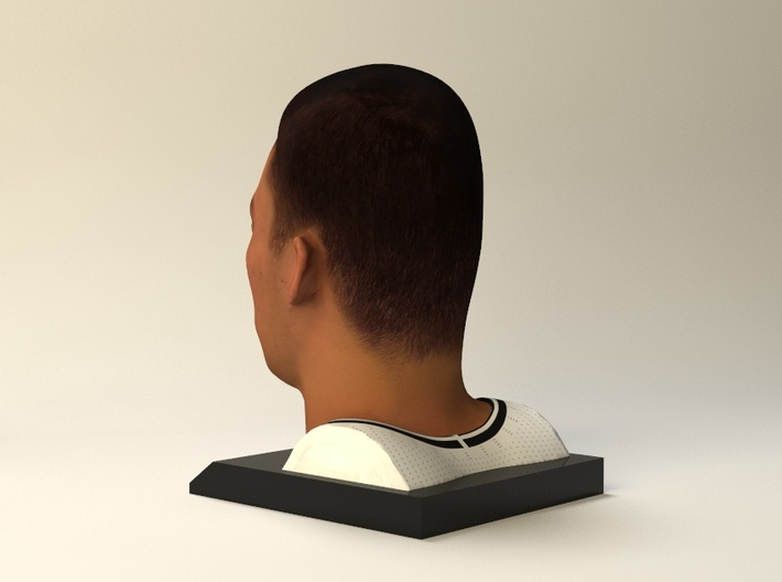 Jeremy Lin figure 3d printed