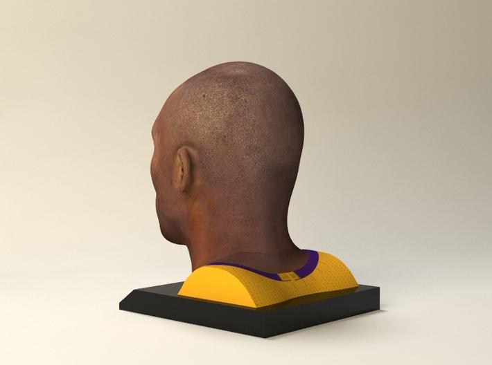 Kobe Bryant figure 3d printed