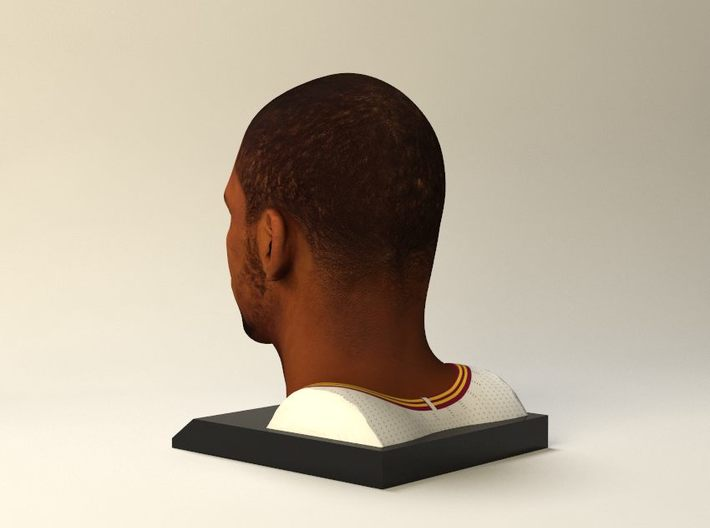 Kyrie Irving figure 3d printed