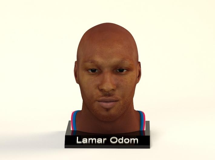 Lamar Odom figure 3d printed