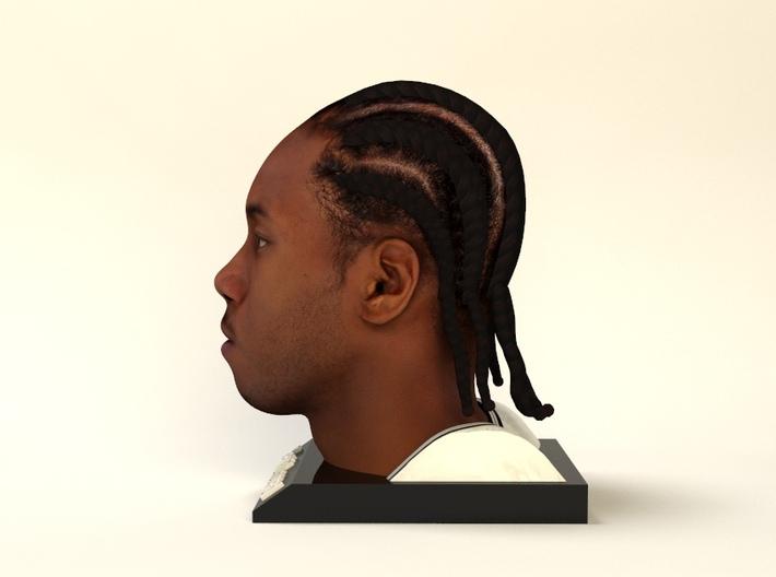 Kawhi Leonard figure 3d printed