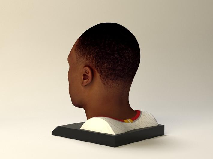 Damian Lillard figure 3d printed