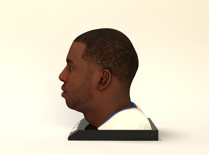 Chris Paul figure 3d printed