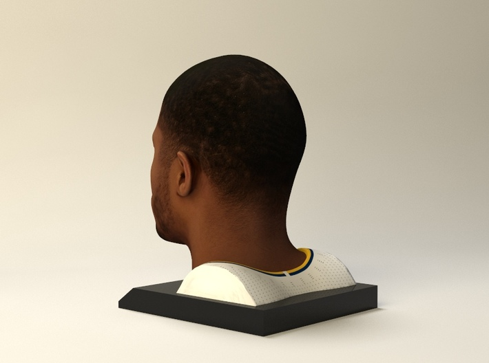 Paul George figure 3d printed