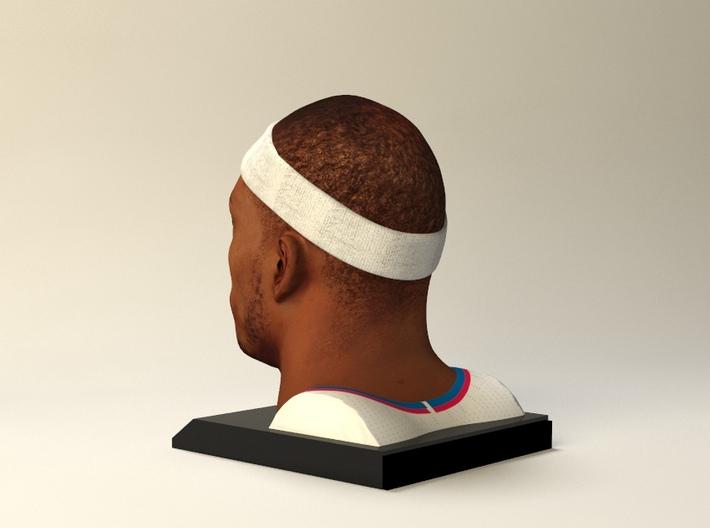 Paul Pierce figure 3d printed