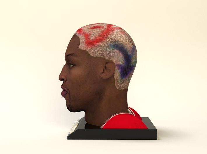 Dennis Rodman figure 3d printed