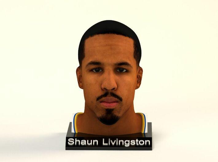 Shaun Livingston figure 3d printed