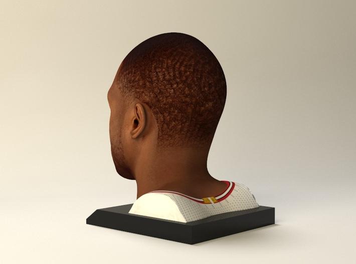 Dwyane Wade figure 3d printed