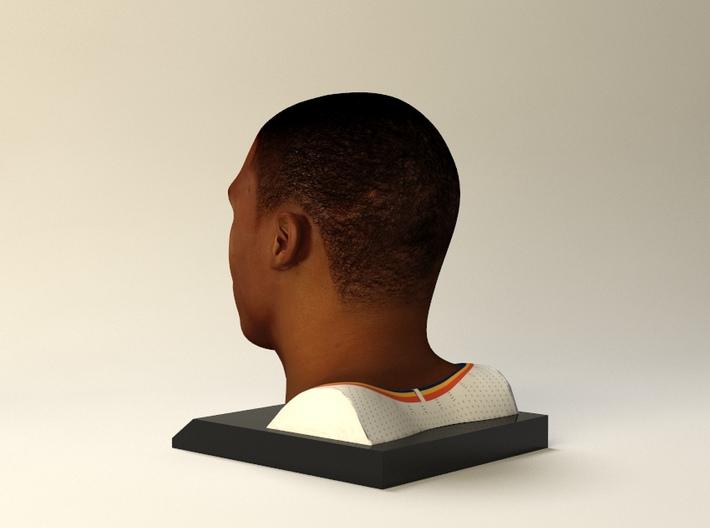 Russell Westbrook figure 3d printed