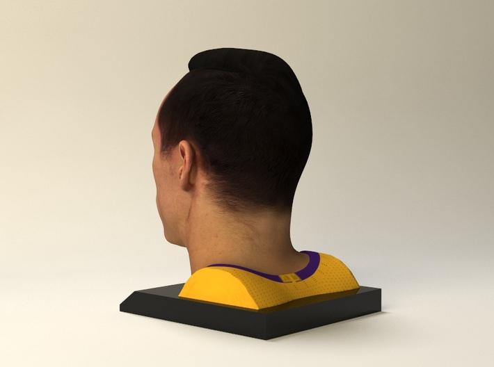 Steve Nash figure 3d printed