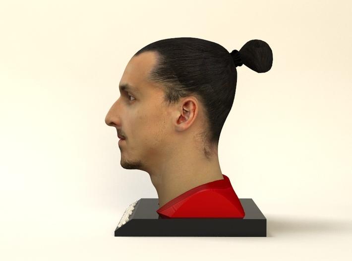 Zlatan Ibrahimović figure 3d printed