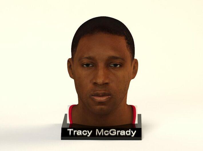 Tracy McGrady figure 3d printed