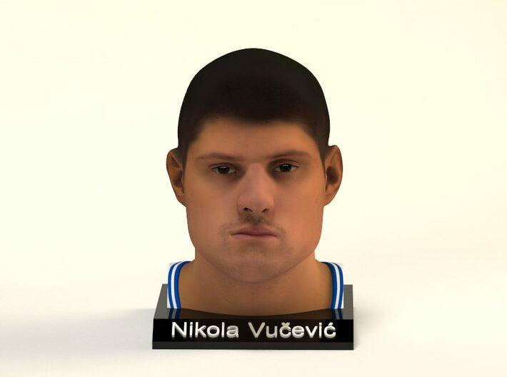 Nikola Vučević figure 3d printed