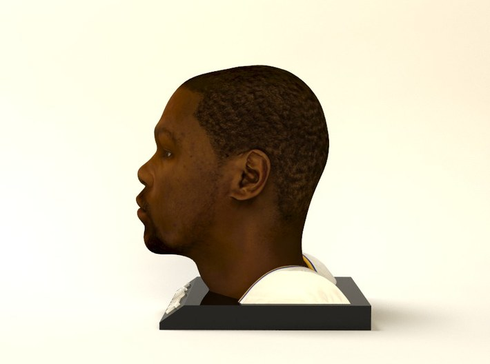 Kevin Durant figure 3d printed