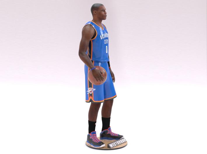 Russell Westbrook 1/8 Standing Figure 3d printed