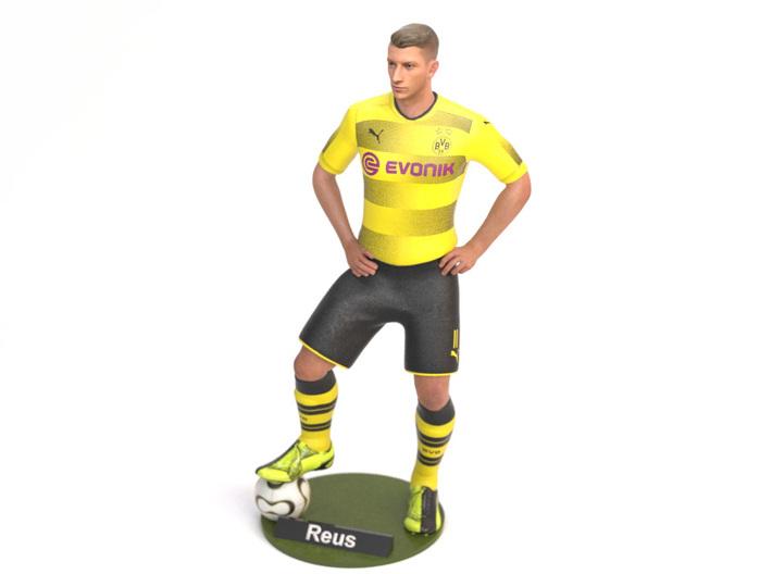 Marco Reus 1/8 Standing Figure 3d printed
