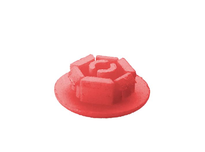 Cap CP2 (Part CP222HD) 3d printed