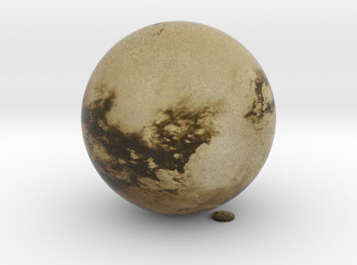 Titan (200mm) 3d printed