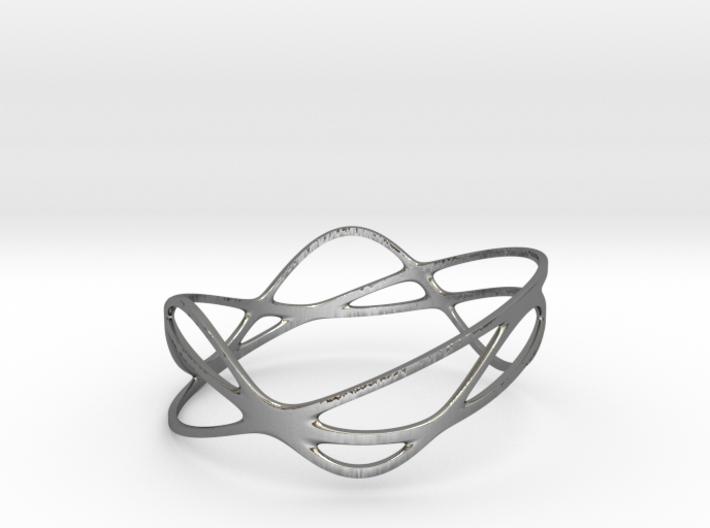 Harmonic Bracelet (64mm) 3d printed