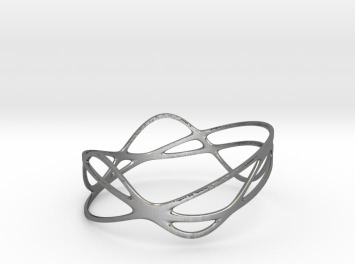 Harmonic Bracelet (70mm) 3d printed