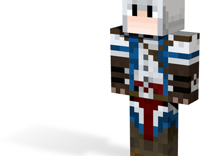 assassin | Minecraft toy 3d printed