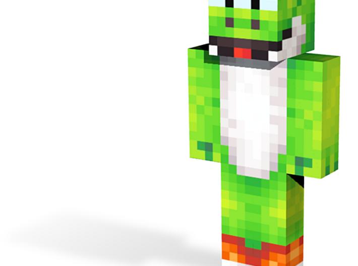 Dino   Minecraft toy 3d printed