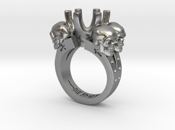 Kat Von D Engagement Ring Replica - Sz 5 (QN6P74AFJ) by SGDesigns
