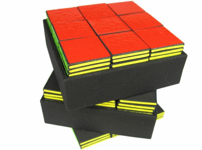 Pancake Cube - Turning Tool 3d printed