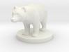 Black Bear 3d printed