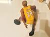 Kobe Bryant 1/6 dribble figure 3d printed