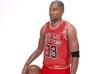 Scottie Pippen 1/8 Standing Figure 3d printed