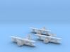 Grumman FF-1 'Fifi' 1:285 x3 3d printed