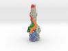 ArcAB-TolC Efflux Pump  3d printed