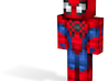 Spider | Minecraft toy 3d printed