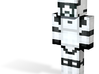 Evil soldier | Minecraft toy 3d printed