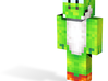 Dinosaur | Minecraft toy 3d printed